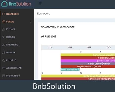 BnbSolution software