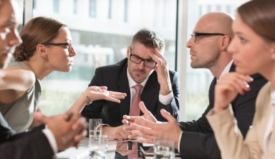 problemi di gestione aziendale